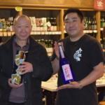 のんべぇ〜の会『六歌仙酒造』を楽しみました!!
