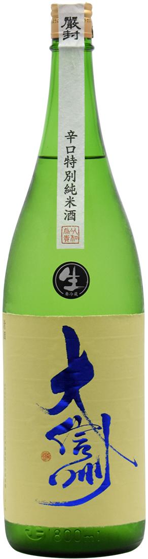 大信州 辛口特別純米酒【生】