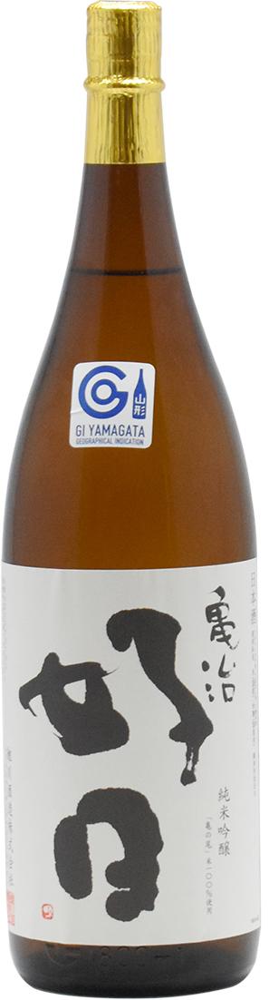 鯉川 亀治好日 純米吟醸