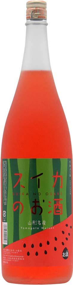 六歌仙 スイカのお酒