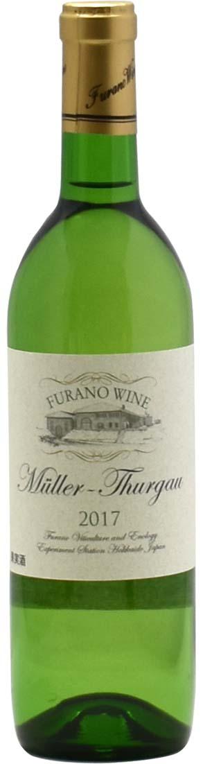 ふらのワイン ミュラートゥルガウ 白ワイン