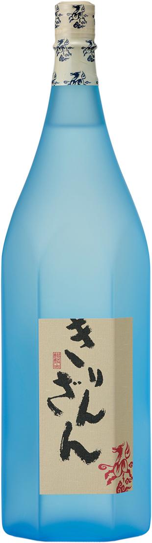 麒麟山 ブルーボトル 純米大吟醸