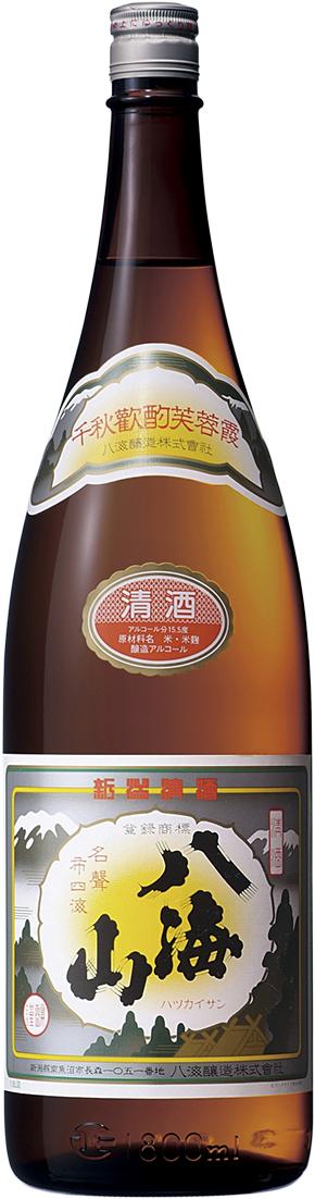 八海山 清酒 普通酒