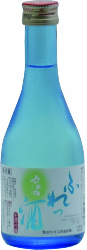 六歌仙 ふれっ酒 吟醸生酒