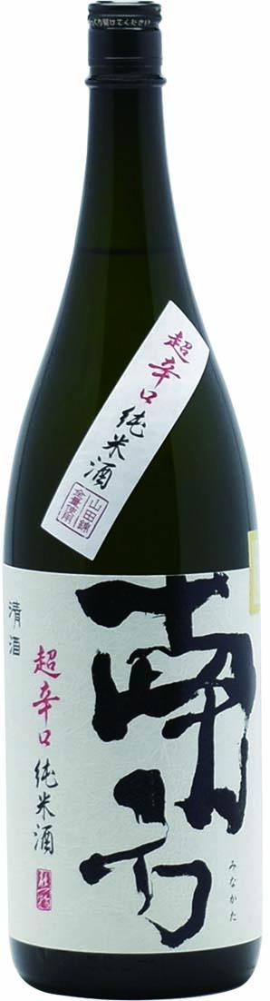 南方 超辛口純米酒 ライトタイプ 29BY