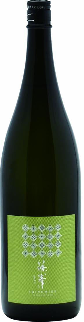 篠峯 Vert (ヴェルト)亀の尾 純米吟醸