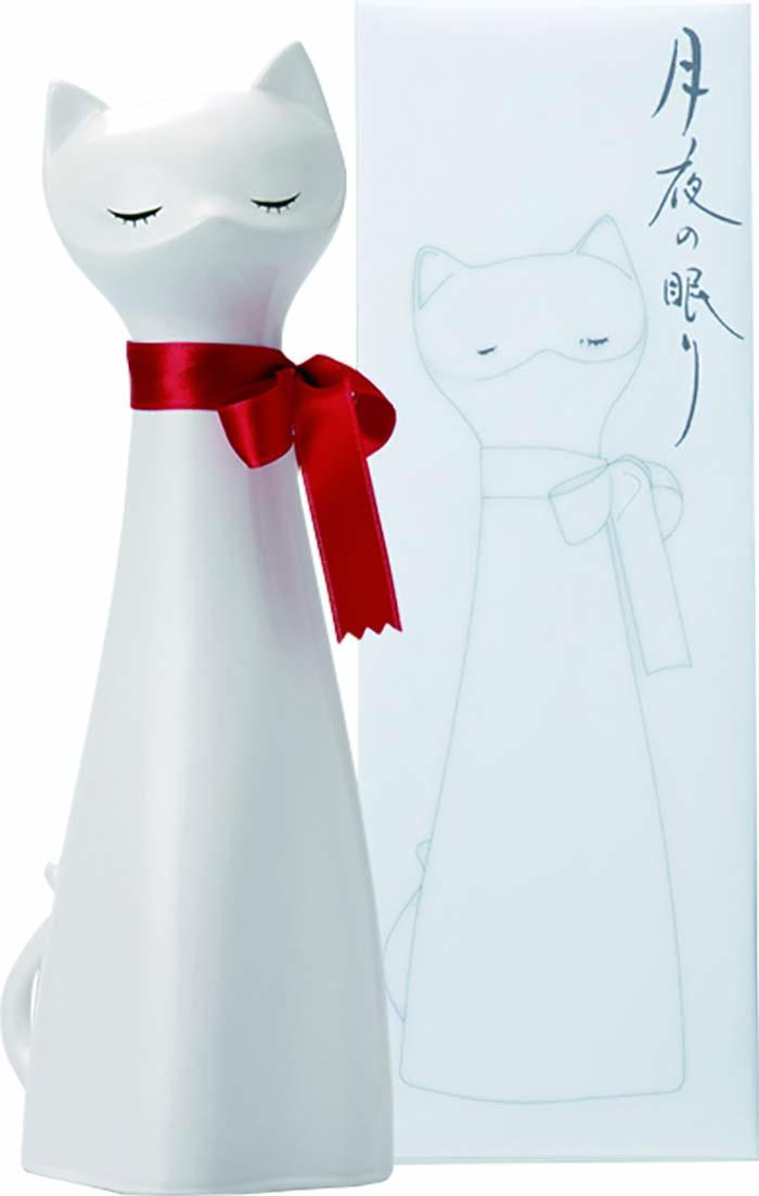千代寿 月夜の眠り 純米 白猫ボトル