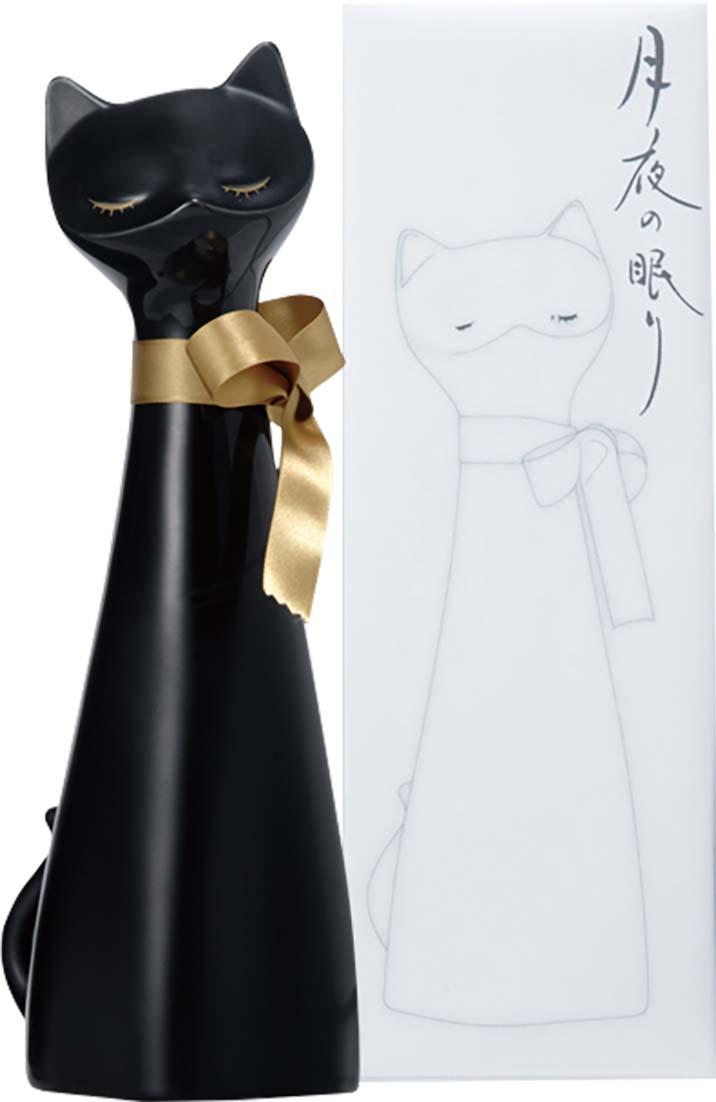 千代寿 月夜の眠り 純米吟醸 黒猫ボトル