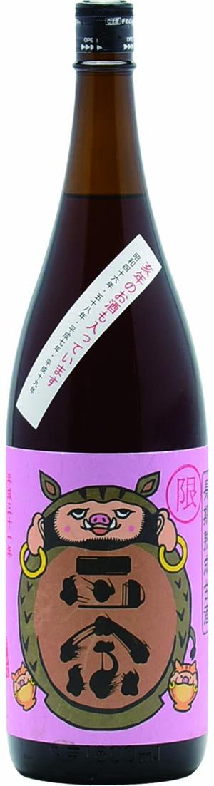 達磨正宗 子年限定ブランド 長期熟成古酒
