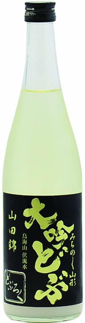酒田醗酵  みちのく山形のどぶろく 大吟どぶ