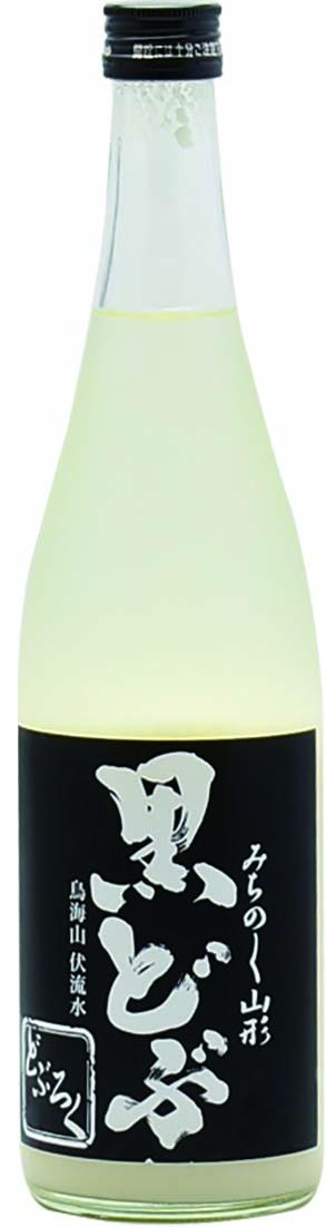 酒田醗酵  みちのく山形のどぶろく  黒どぶ