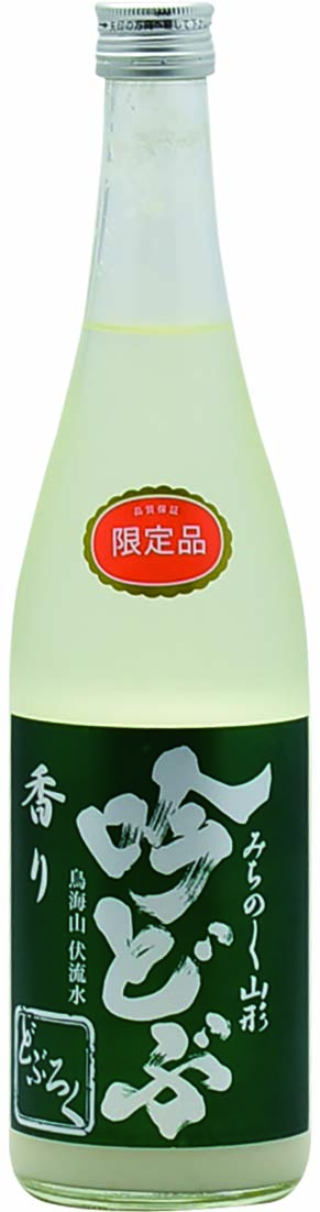 酒田醗酵  みちのく山形のどぶろく  香り吟どぶ《完売》
