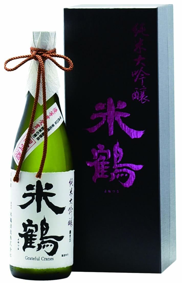 米鶴 純米大吟醸雪女神 磨き35