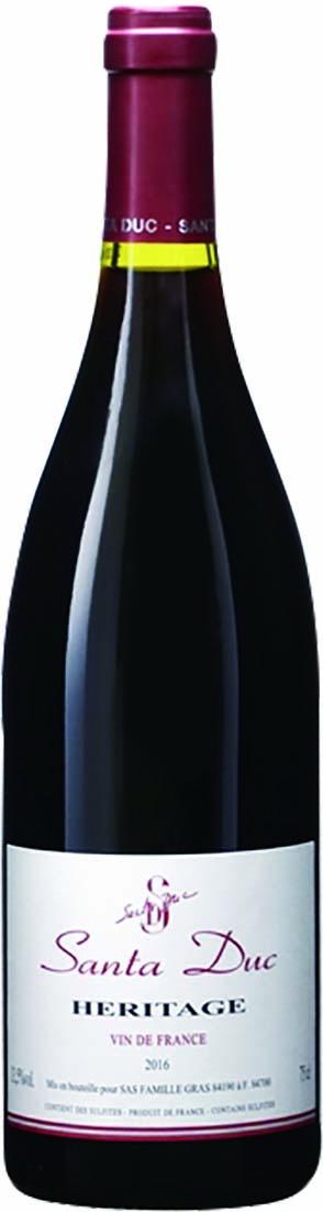 2016 エリタージュ フランス 赤ワイン
