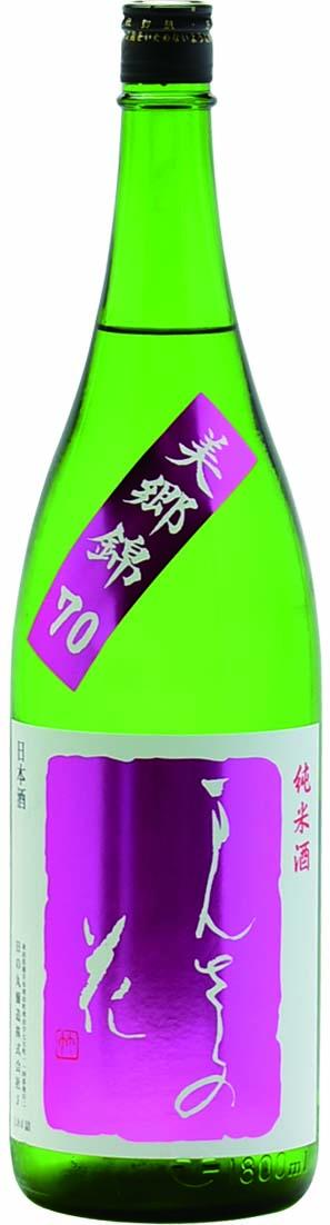 まんさくの花 巡米シリーズ 美郷錦70 純米一度火入れ原酒30BY