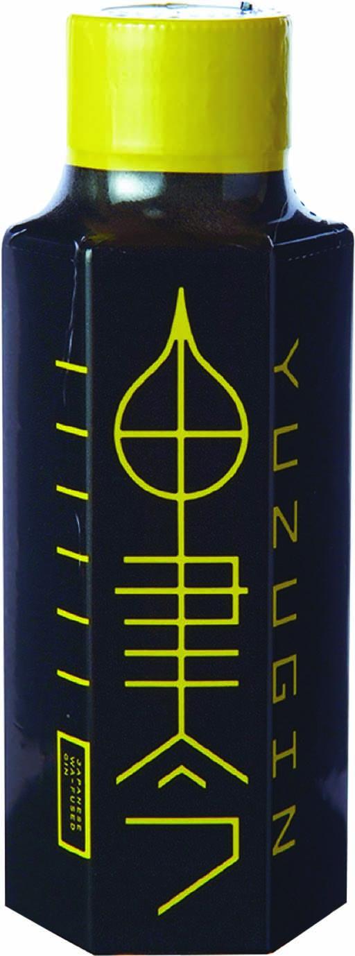 京屋酒造 油津吟(ゆずぎん)YUZUGIN 47度 ミニボトル