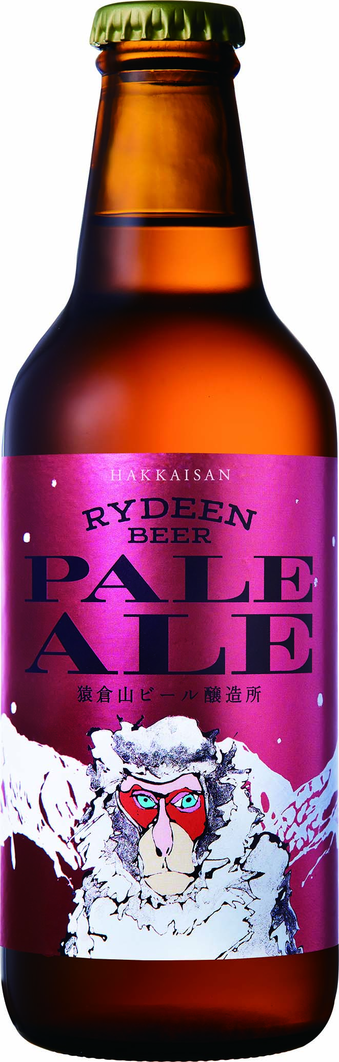 ライディーンビール ペールエールPALEALE 春季限定