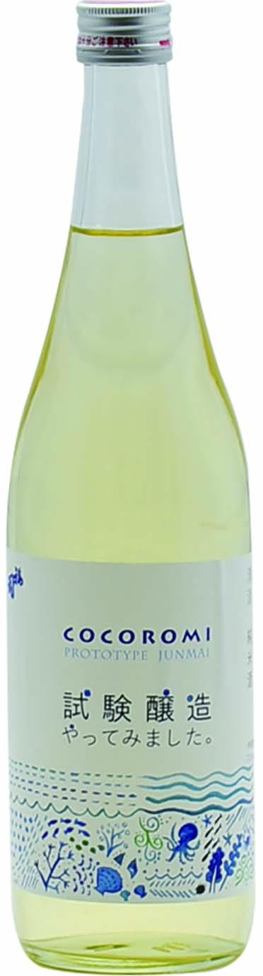 福司 COCOROMI 試験醸造 純米酒