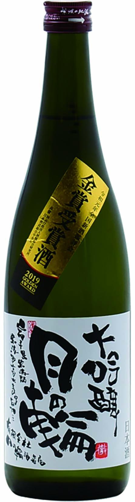 月の輪 金賞受賞酒 大吟醸