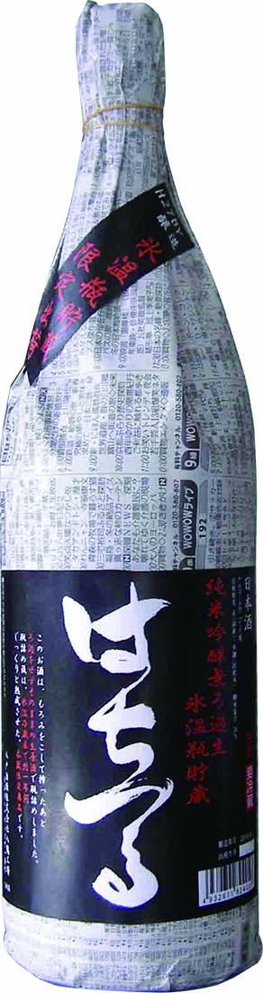 八鶴 純米吟醸無濾過生原酒 氷温瓶貯蔵27BY《完売》