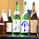 のんべぇ〜の会in秋田清酒