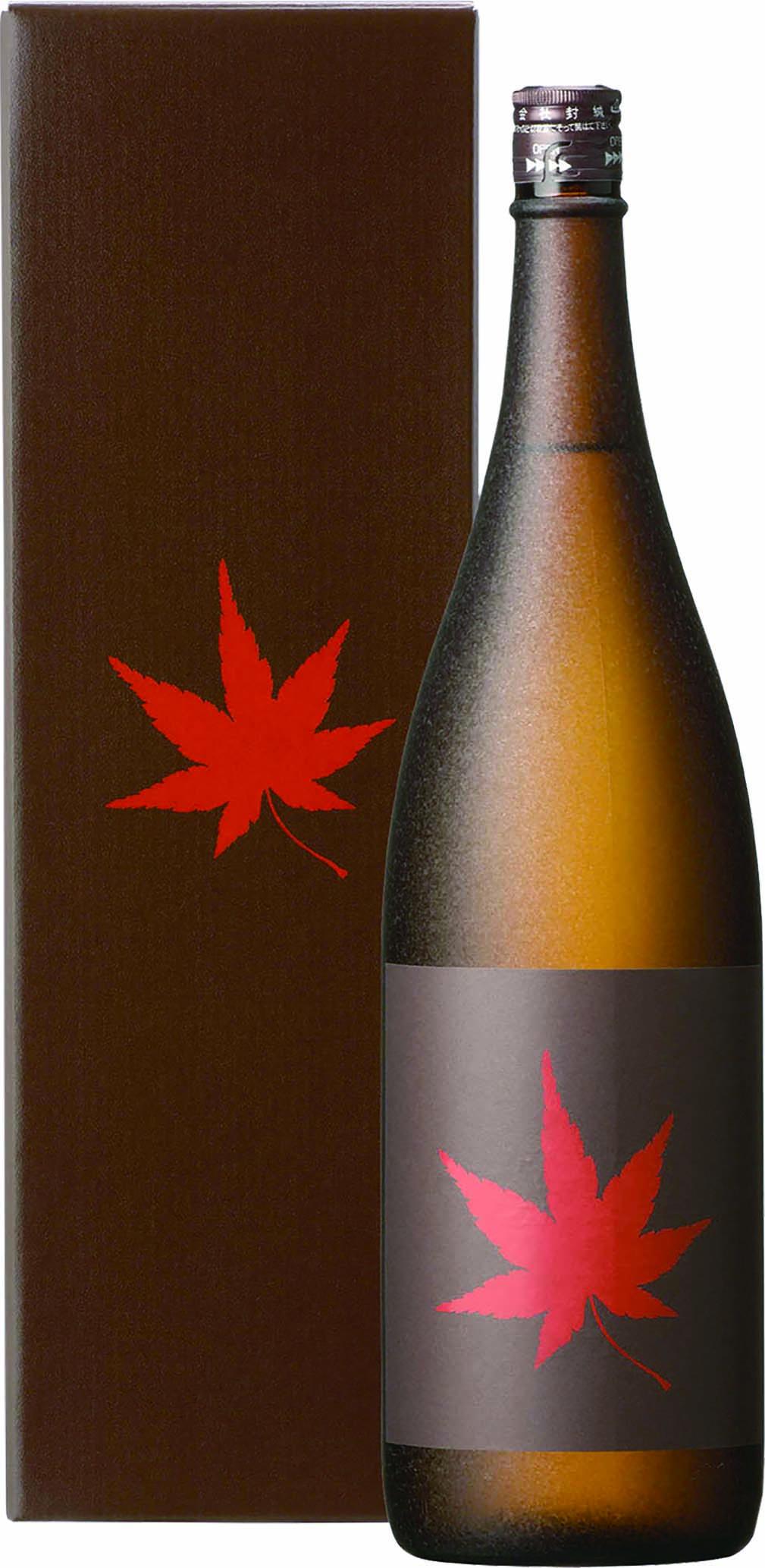 麒麟山 紅葉 熟成純米大吟醸