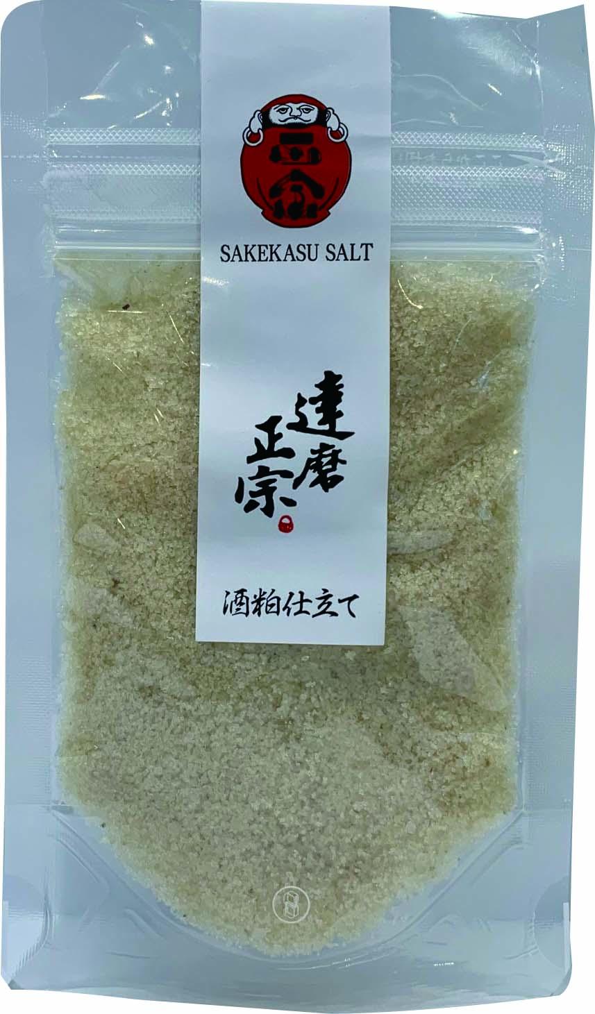 達磨正宗 酒粕仕立て塩