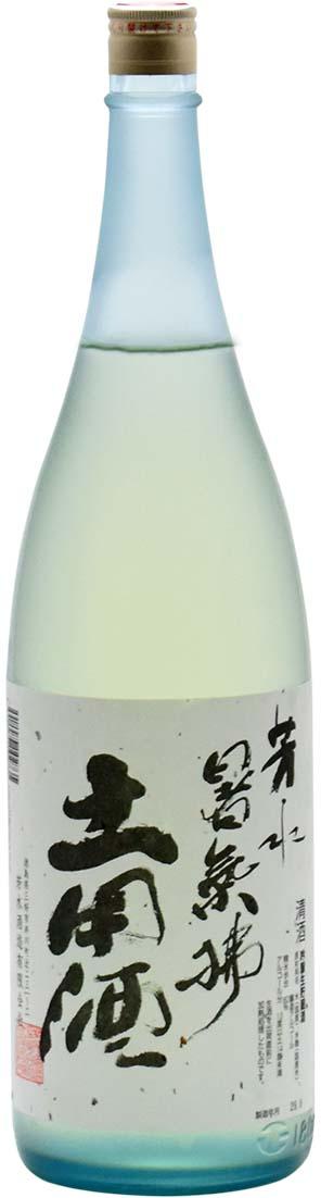 芳水 土用酒 吟醸生貯蔵酒