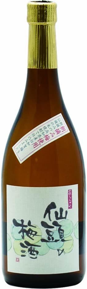 仙頭の梅酒