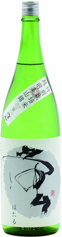 常山 純米吟醸 蛍 特別栽培米美山錦