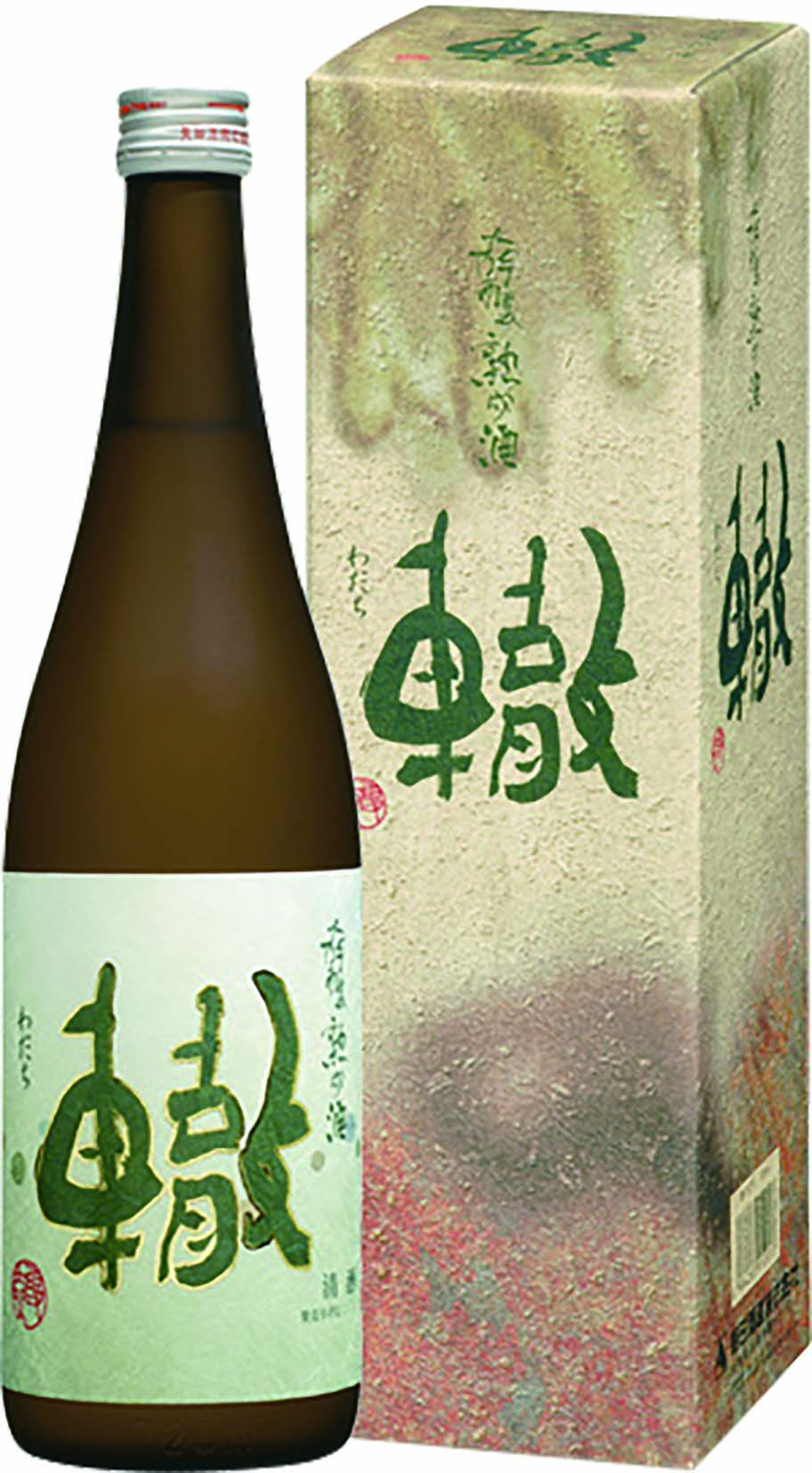 朝日山 轍 大吟醸熟成酒(三年熟成)