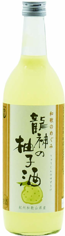 和歌のめぐみ 龍神の柚子酒