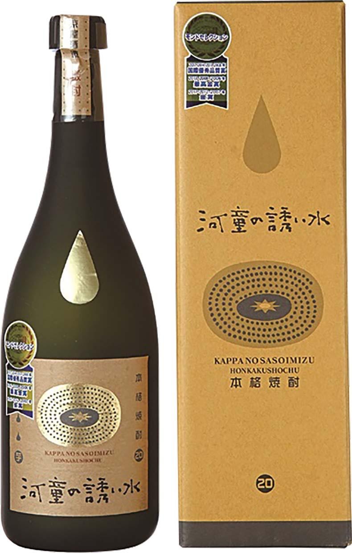 京屋酒造 河童の誘い水 芋焼酎20度